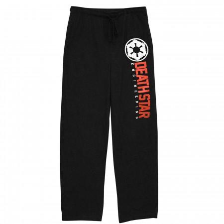 Star Wars Death Star Engineering Unisex Pajama Pants
