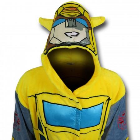 Transformers Bumblebee Robe