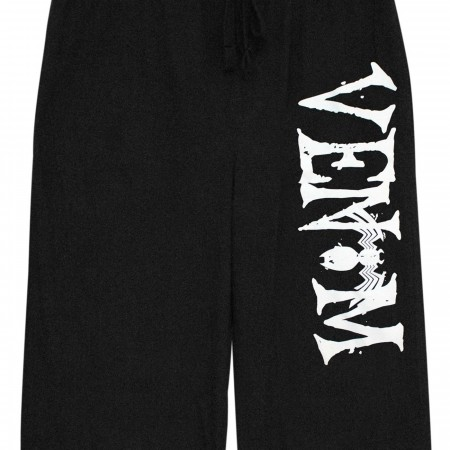 Venom Logo Unisex Pajama Pants