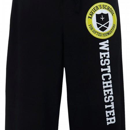 X-Men Xavier School Logo Men's Pajama Pants