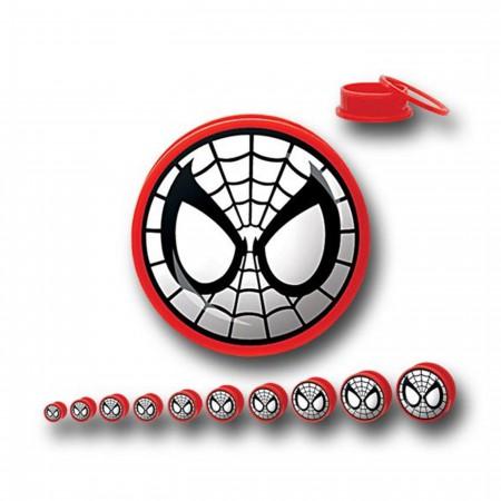 Spider-Man Acrylic Screw Fit Plugs