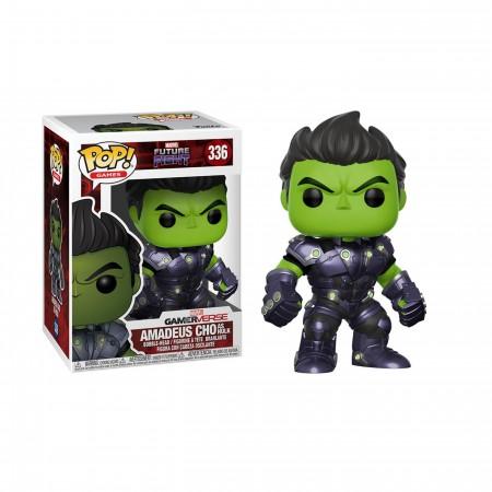 Future Fight Amadeus Cho Hulk Funko Pop Bobble Head