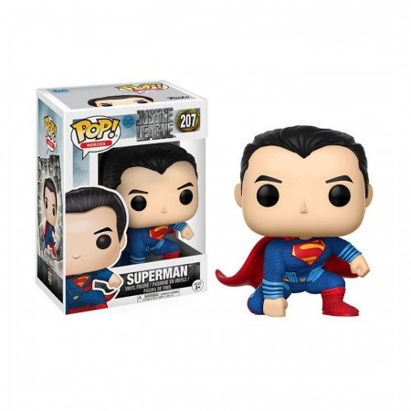 Superman Justice League Movie Funko Pop Vinyl Figure