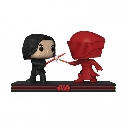 Kylo Ren & Praetorian Guard Funko Pop Movie Moments