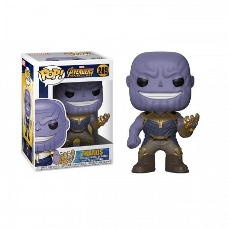 Avengers Infinity War Thanos Funko Pop Bobble Head