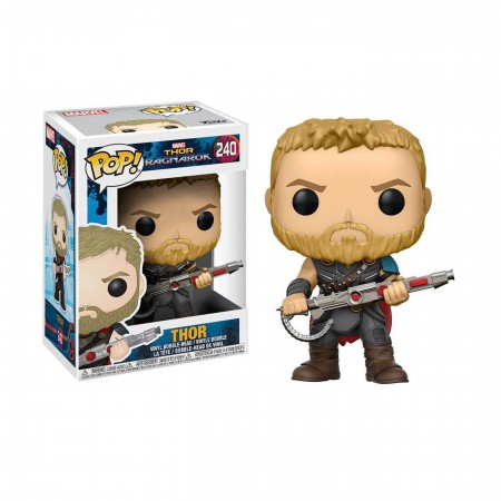 Thor Ragnarok Funko Pop Bobble Head