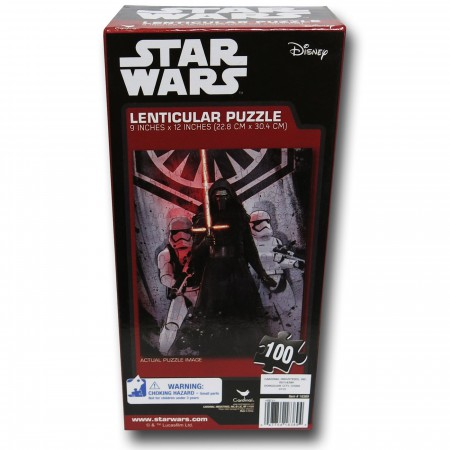 Star Wars Force Awakens 3D Puzzle Tower