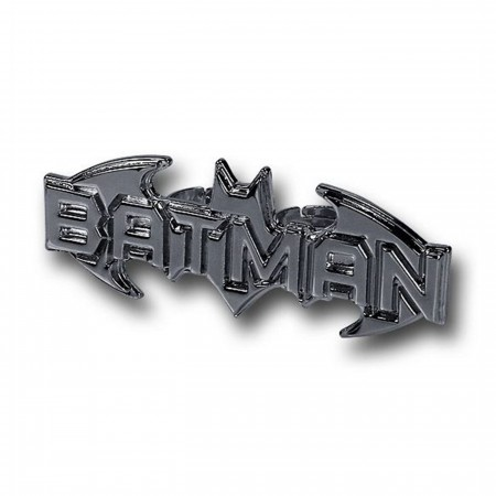 Batman Logo Two-Finger Ring
