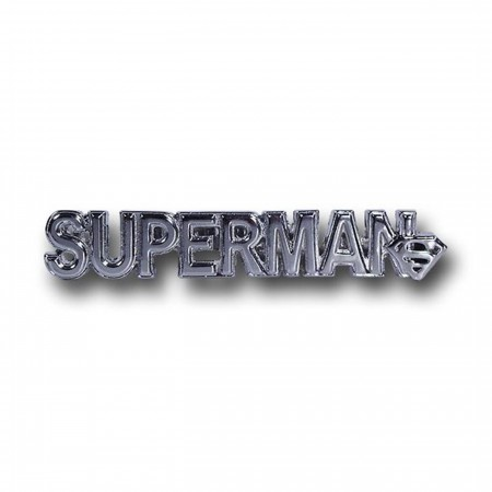 Superman Logo Two-Finger Ring