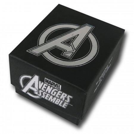 Thor Hammer Symbol Avengers Ring