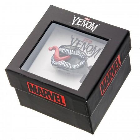 Venom Symbiote Ring
