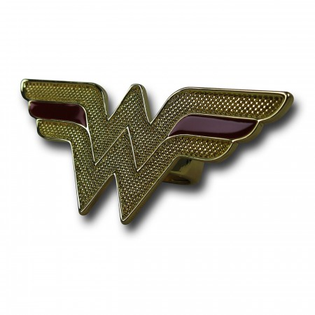 Wonder Woman Shiny Symbol Ring
