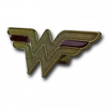 Wonder Woman Shiny Symbol Ring