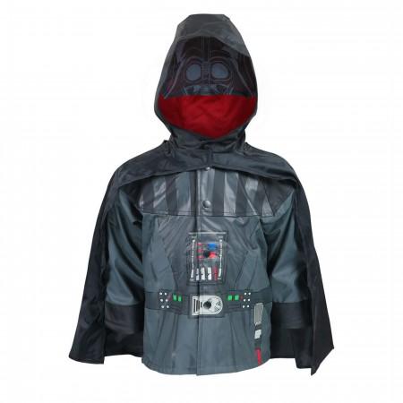 Star Wars Darth Vader Kids Rain Coat