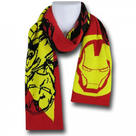 Iron Man Scarf
