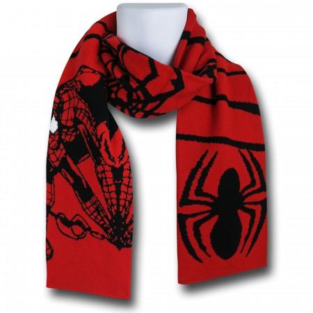 Spiderman Swing Scarf