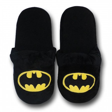 Batman 3D Symbol Men's Slippers