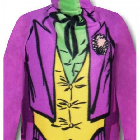 Joker Costume Snuggly Sleeved Blanket