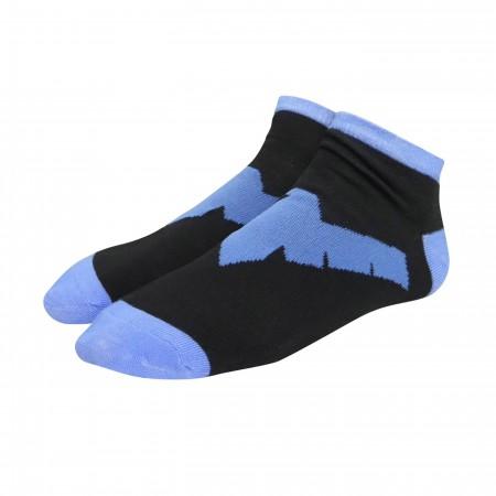 Batman Family Women's Low-Cut Sock 3 Pack