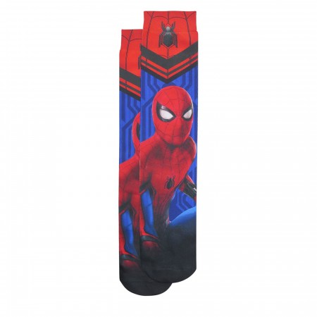 Spider-Man Homecoming Photoreal Socks 2-Pack