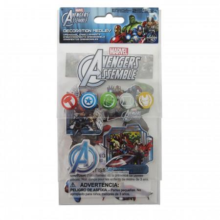 Avengers Assemble Character Medley Sticker Pack