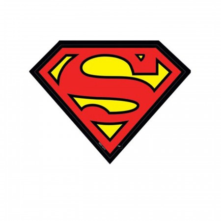 Superman Symbol Sticker