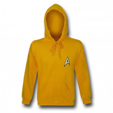 Star Trek Command Men's Hoodie