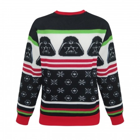 Star Wars Darth Vader Simply Ugly Men's Christmas Sweater