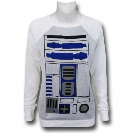 Star Wars R2D2 Women's Costume Sweater