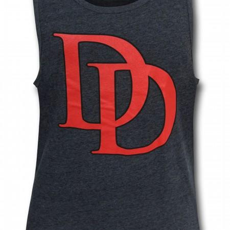 Daredevil Symbol Men's Tank Top