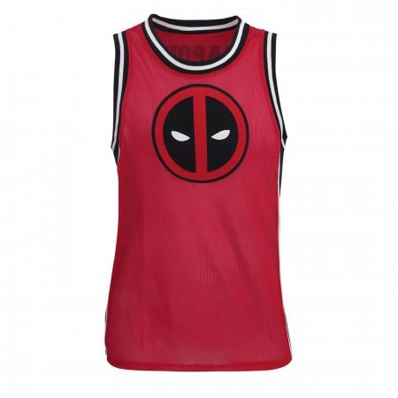 Deadpool Weapon X Basketball Jersey