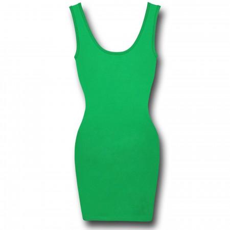 Power Rangers Green Ranger Women's Tank Dress