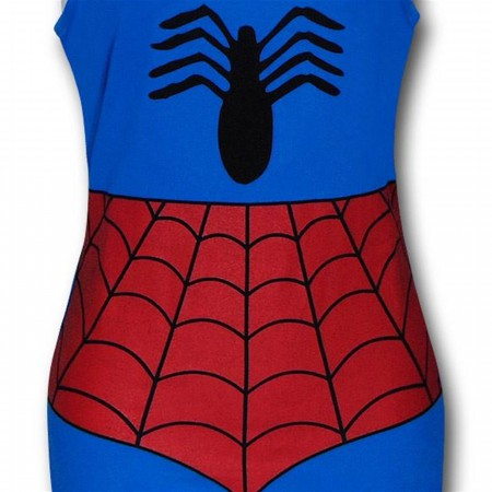Spider-Man Costume Women's Tank Dress