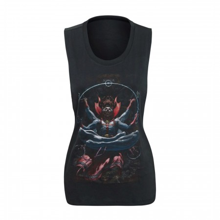Dr. Strange Levitation Women's Tank Top