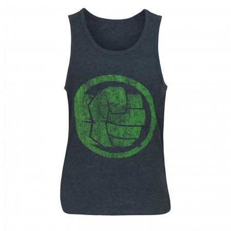 Hulk Fist Bump Men's Tank Top