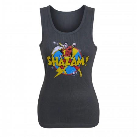 Shazam Power Stance Women's Tank Top