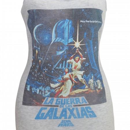 Star Wars La Guerra de las Galaxias Women's Tank Top