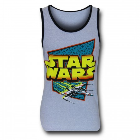 Star Wars X-Wing Men's Tank Top