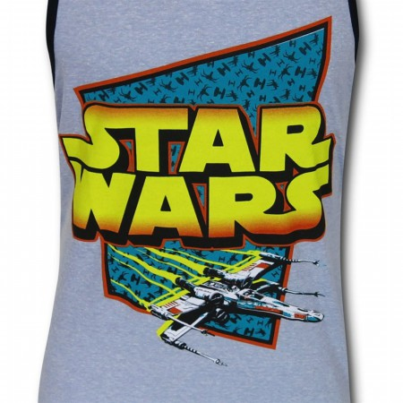 Star Wars X-Wing Men's Tank Top