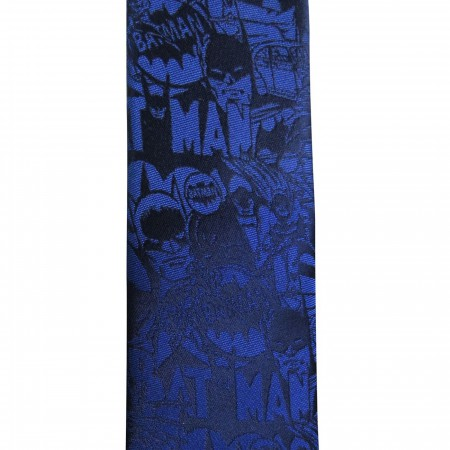 Batman Comic Image Tie