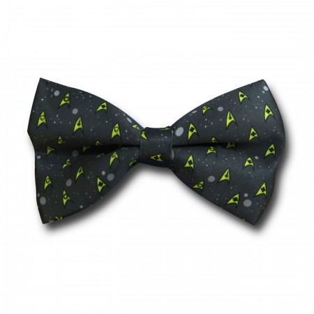 Star Trek Insignias Bow Tie