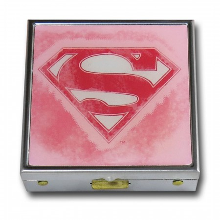 Supergirl Metal Box