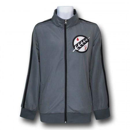 Star Wars Mandalorian Track Jacket