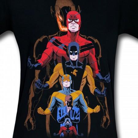 Ant-Man Evolution 30 Single T-Shirt