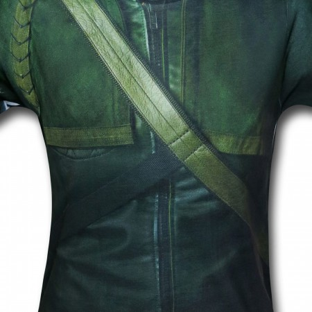 Arrow TV Sublimated Costume T-Shirt