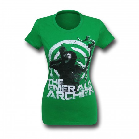 Arrow The Emerald Archer Women's T-Shirt