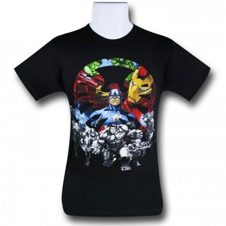 Avengers Assault Youth T-Shirt