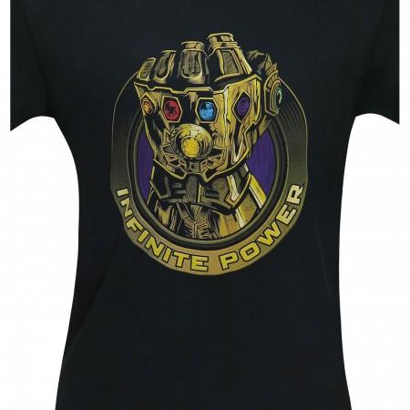 Avengers Infinity War Power Fist Men's Men's T-Shirt