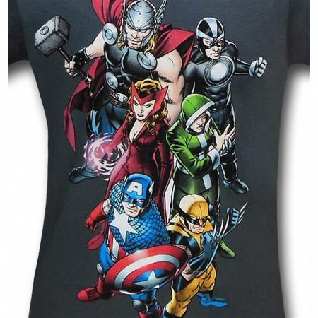 Avengers Uncanny Avengers #1 30 Single T-Shirt