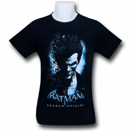 Batman Arkham Origins Joker T-Shirt